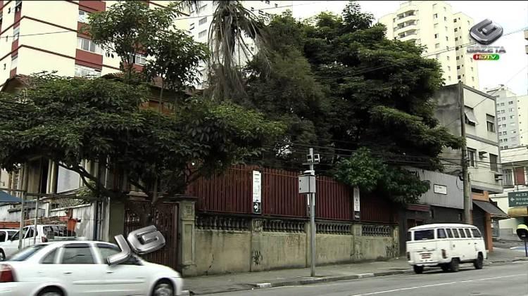 Fachada do Casarão do Belvedere (2012)